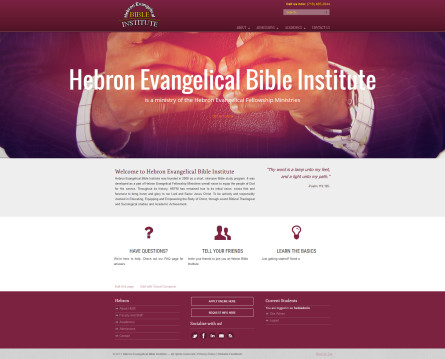 Hebron Evangelival Bible Institute